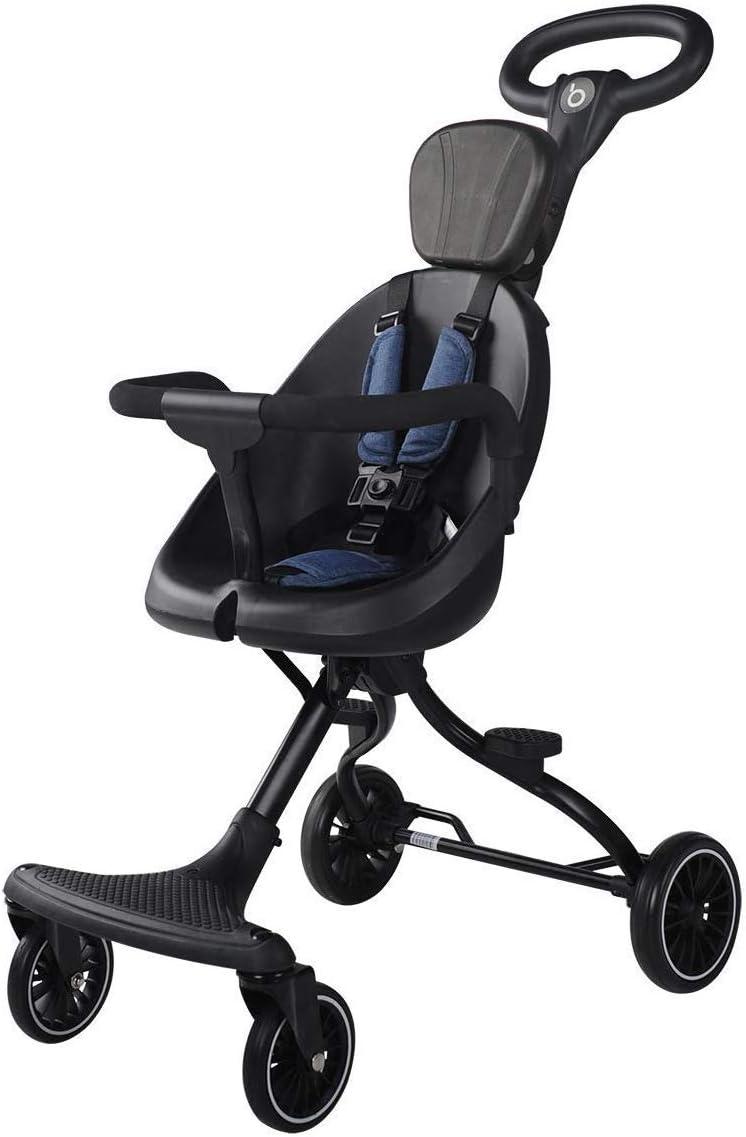 Productos for bebés de peso ligero del cochecito de viaje de alta paisaje 6M3Y Fuera de los Niños de la caja de la carretilla 5,2 kg portátil plegable carro de bebé jilisay