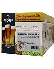 Brewer's Best - 1011 - Home Brew Beer Ingredient Kit (5 Gallon), (American Cream Ale) Yellow
