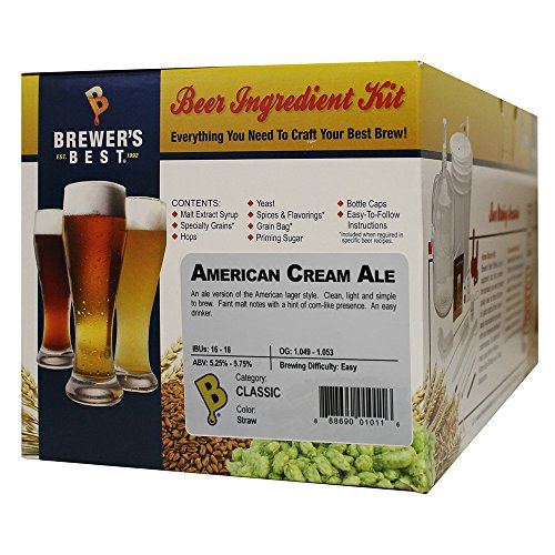 American Cream Ale Homebrew Beer Ingredient - Lager Homebrew