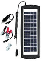 Sunway Solar Car Battery Charger Portabl...