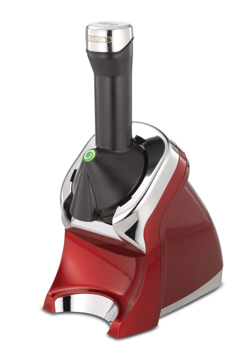 Yonanas 987 elite powerful quiet healthy dessert fruit soft serve yonanas 987 elite powerful quiet healthy dessert fruit soft serve maker includes 130 recipe book creates fast easy delicious dairy free vegan alternatives forumfinder Gallery