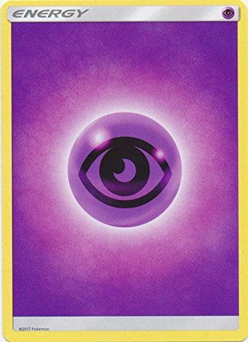 Psychic Energy - Pokemon Sun & Moon (Best Psychic Pokemon Sun)