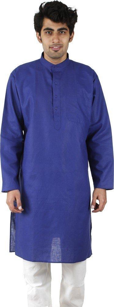 Royal Summer Wear Linen Straight Kurta's For Men's