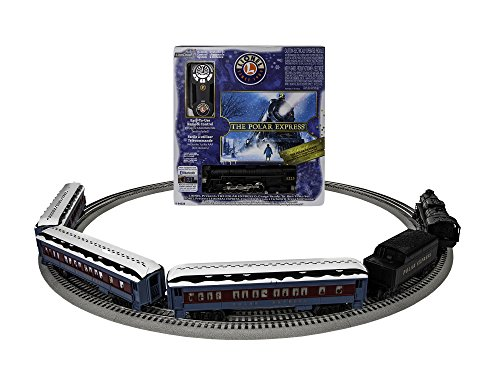 Lionel The Polar Express LionChief Train Set Bluetooth Train Set from Lionel