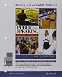 Public Speaking: Strategies for Success, Books a la Carte Plus MediaShare - Access Card Package (7th Edition)