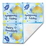 Blue Paper Napkins for Hanukkah Party