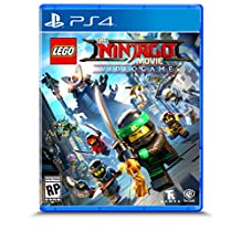 Lego Ninjago Movie Video Games Playstation 4