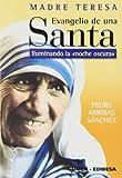 img - for Madre Teresa Evangelio De Una Santa Illuminando La Noche Oscura book / textbook / text book