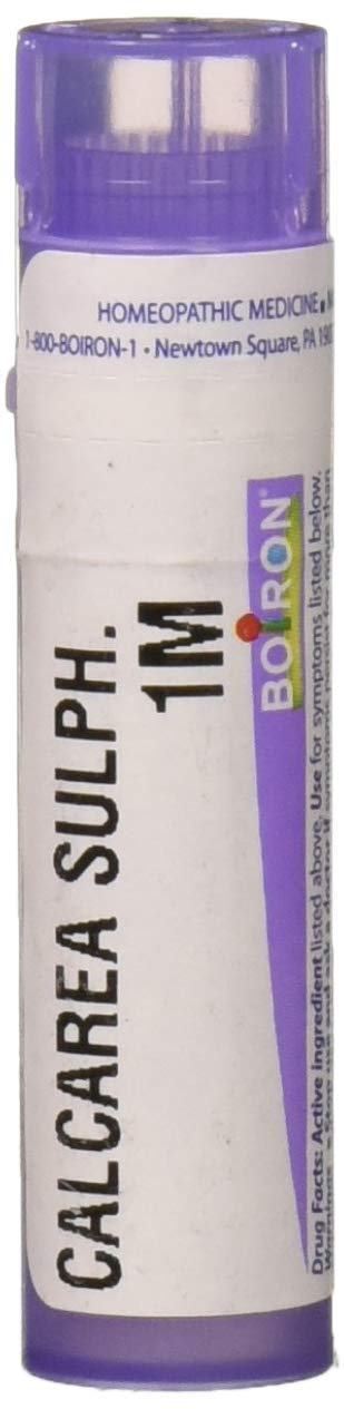 Boiron Calcarea Sulphurica 1m, 80 Count