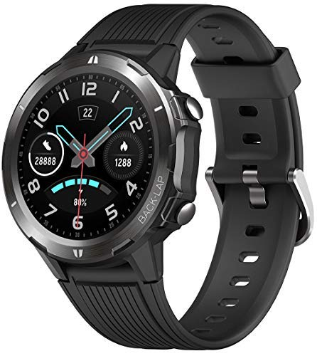 Blackview Smart Watch for Men, Fitness Trackers with Heart Rate Sleep Monitor, 5ATM Waterproof Activity Tracker Fitness…