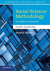 John Gerring's exceptional textbook has been thoroughly revised in this second edition. It offers a one-volume introduction to social science methodology relevant to the disciplines of anthropology, economics, history, political science, psychology a...