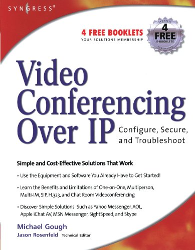 Price comparison product image Video Conferencing over IP: Configure, Secure, and Troubleshoot