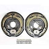 "12"" x 2"" Trailer Electric Brake Assembly"