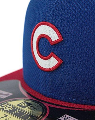 Unisex-Adulte - New Era - Chicago Cubs - Chapeau