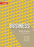 AQA A-Level Business — Student Book 2