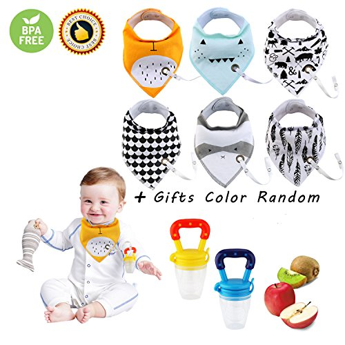baby-bandana-drool-bibs-for-boys-and-girls-unisex-6-pack-baby-bibs-for-drooling-and-teething-100-org