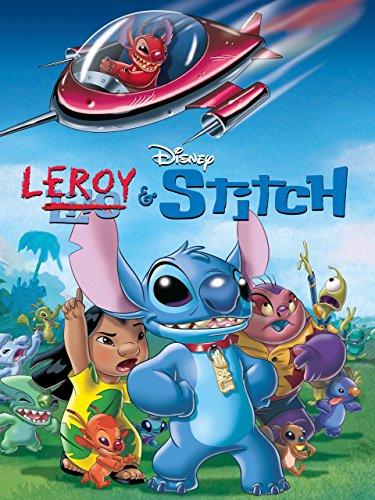Disney's Leroy & Stitch (Stitch Lilo And Stitch)