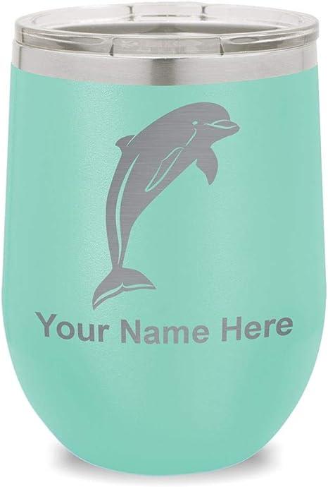 Dolphin Tumbler Custom Tumbler Personalized Tumbler