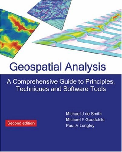 Geospatial Analysis (2nd Edition)
