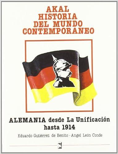 Epub Gratis Alemania Desde La Unificación Hasta 1914