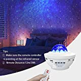 LBell Night Light Projector 3 in 1 Galaxy Projector