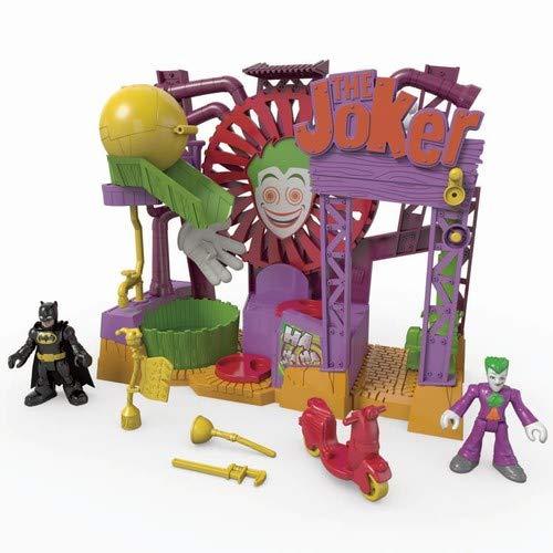 Imaginext Fisher-Price DC Super Friends The Joker Laff Factory
