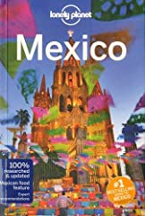 Lonely Planet: The world's number one travel guide publisher*  Lonely Planet's Mexico is your passport to the most relevant, up-to-date advice on what to see and skip, and what hidden discoveries await you. Gather all your senses and dive hea...