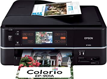 DRIVER UPDATE: EPSON EP-901A