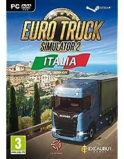 Euro Truck: Simulator 2 - Italian Pc Dvd