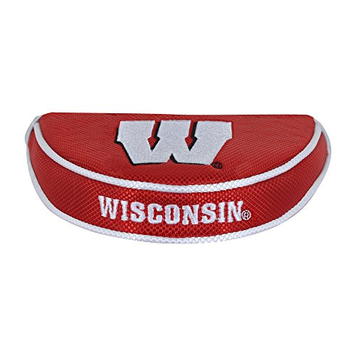 Team Effort Wisconsin Badgers Mallet Putter Cover ()