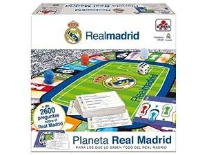 Educa Borrás 14665 - El Juego Del Real Madrid