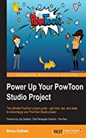 Power up your PowToon Studio Project Front Cover