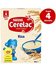 NESTLÉ CERELAC Rice Baby Cereal Stage 1 – 6x200g