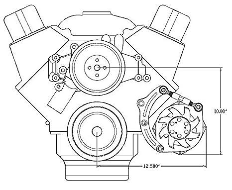 Lt1 Water Pump Conversion