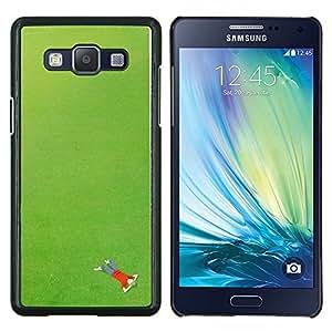 - unicorn daydream grey wings horse - - Modelo de la piel protectora de la cubierta del caso FOR Samsung Galaxy A5 A5000 A5009 RetroCandy