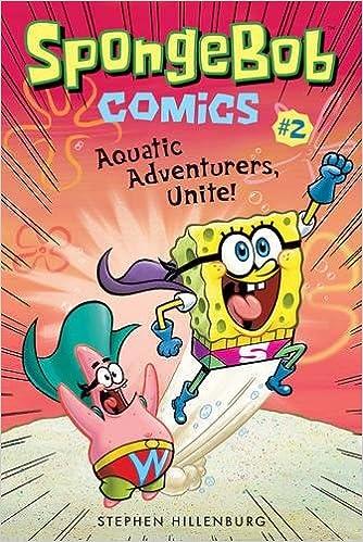 Descargar En Libros Spongebob Comics. Book 2. Aquatic Adventurers It Epub