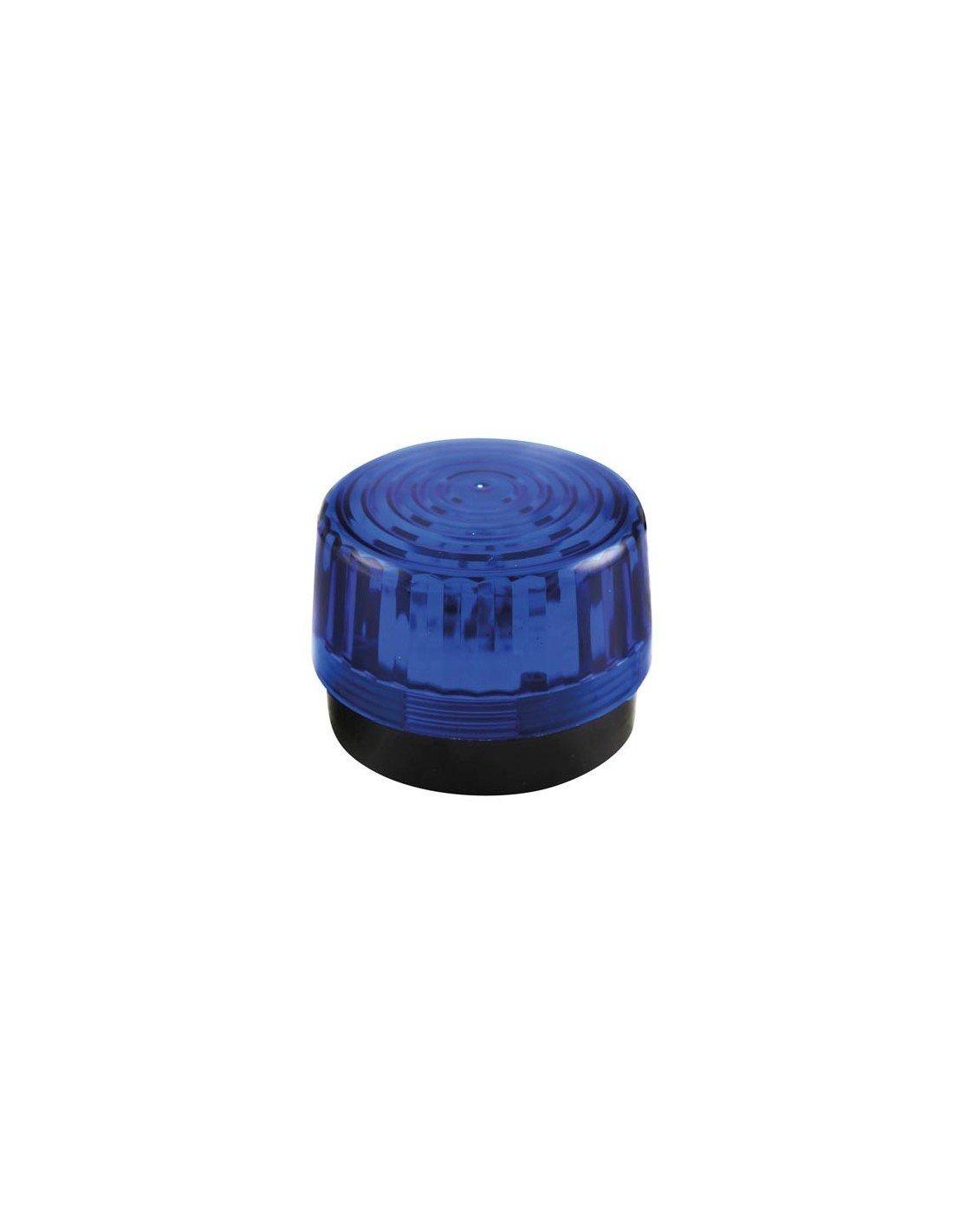 Velleman 640918/LED Flash bleu 12/VDC