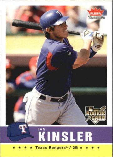 2006 Fleer Tradition Baseball Rookie Card #146 Ian Kinsler ()