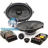 15-PRX57C - Memphis 5 x 7 50W RMS PRX Series Component Speakers System