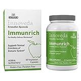 Innoveda Immunrich – Immunity Builder, Herbal Supplement for Immunity Health Support, 60 Capsules