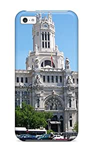 Fashion Protective Madrid City Case Cover For Iphone 5c by lolosakes