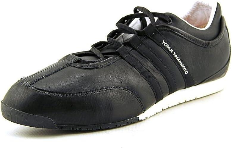 Y S Yohji Yamamoto Schuhe Pt2598 Uomo 9 Schwarz Leder 9 Amazon De Schuhe Handtaschen