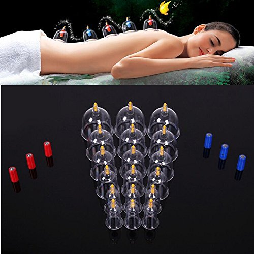 Professional Cupping Therapy Cup Biomagnetic Chinese Cupp...