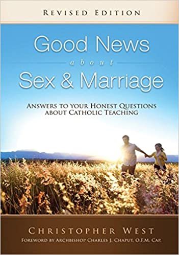 Good news about sex and marriage