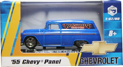55 chevy panel hot wheel - 7