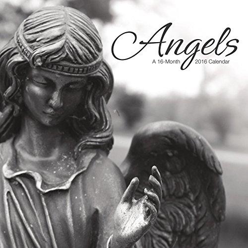 Angels 2016 Wall Calendar - Angels 2016 Wall Calendar
