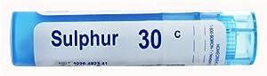 Boiron Sulphur 30, Pellets, 80 ct.