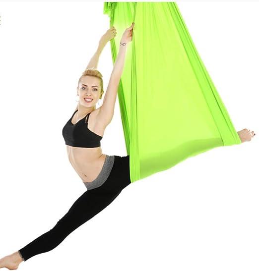 HPZN Hamaca de Yoga con Aire para Colgar en la Hamaca de Alta ...