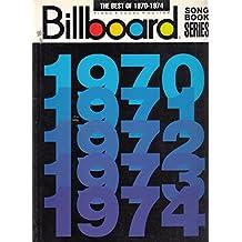 Billboard Songbook Series: Best of 1970-1974