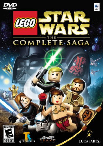 Lego Star Wars: The Complete Saga - Mac